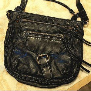 Mossimo Supply Company Zipper Crossbody bag - 2015